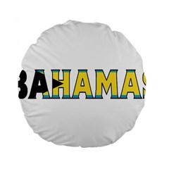 Bahamas 15  Premium Round Cushion