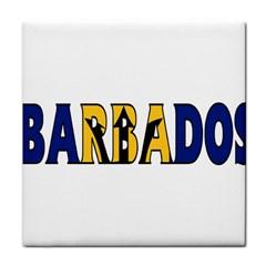 Barbados Face Towel