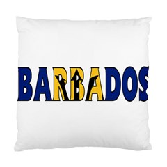 Barbados Cushion Case (One Side)