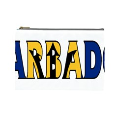 Barbados Cosmetic Bag (Large)