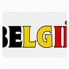 Belgium Glasses Cloth (large)