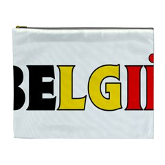 Belgium Cosmetic Bag (xl)