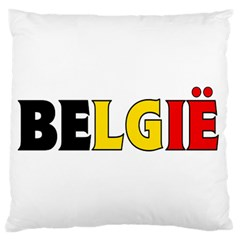 Belgium Large Cushion Case (One Side)