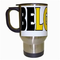 Belgium2 Travel Mug (white)