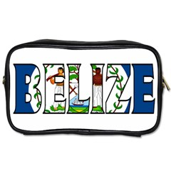 Belize Travel Toiletry Bag (One Side)
