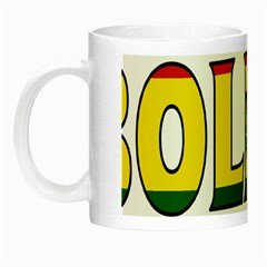 Bolivia Glow in the Dark Mug