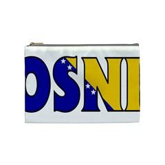 Bosnia Cosmetic Bag (Medium)