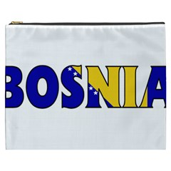 Bosnia Cosmetic Bag (xxxl)