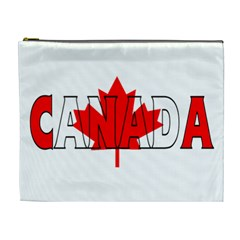 Canada Cosmetic Bag (XL)