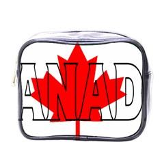 Canada Mini Travel Toiletry Bag (One Side)