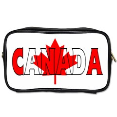 Canada Travel Toiletry Bag (One Side)