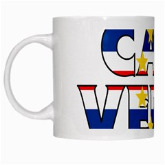Cape Verde2 White Coffee Mug