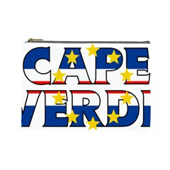 Cape Verde2 Cosmetic Bag (Large)
