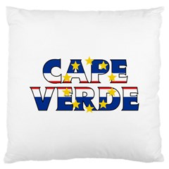 Cape Verde2 Large Cushion Case (One Side)