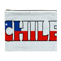 Chile Cosmetic Bag (XL)
