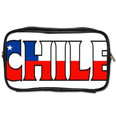 Chile Travel Toiletry Bag (One Side)