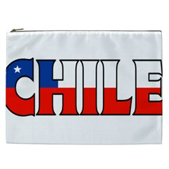 Chile Cosmetic Bag (xxl)