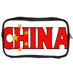 China Travel Toiletry Bag (one Side)