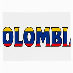 Colombia Glasses Cloth (large)