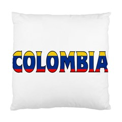 Colombia Cushion Case (one Side)