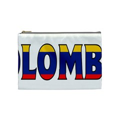 Colombia Cosmetic Bag (medium)