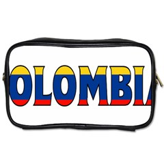 Colombia Travel Toiletry Bag (One Side)