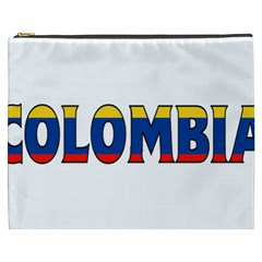 Colombia Cosmetic Bag (XXXL)