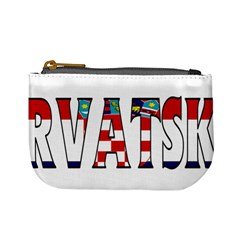 Croatia Coin Change Purse