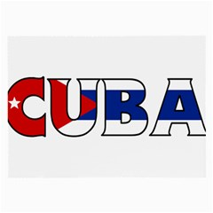 Cuba Glasses Cloth (Large)