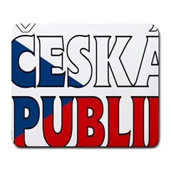 Czech Large Mouse Pad (rectangle)