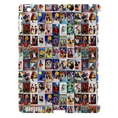 Vintage Halloween Apple iPad 3/4 Hardshell Case (Compatible with Smart Cover)