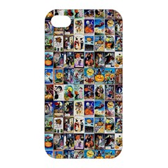 Vintage Halloween Apple iPhone 4/4S Premium Hardshell Case