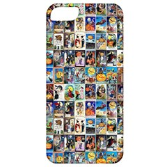 Vintage Halloween Apple iPhone 5 Classic Hardshell Case