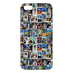 Vintage Halloween iPhone 5 Premium Hardshell Case