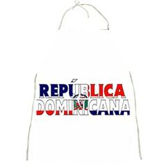 Dominican Apron