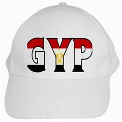 Egypt White Baseball Cap