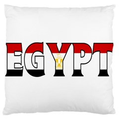 Egypt Large Cushion Case (one Side)
