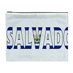 El Salvador Cosmetic Bag (XL)
