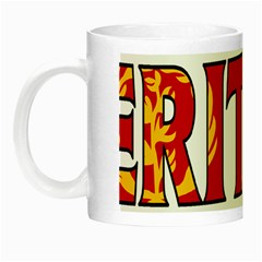 Eritrea Glow in the Dark Mug
