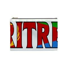 Eritrea Cosmetic Bag (Medium)