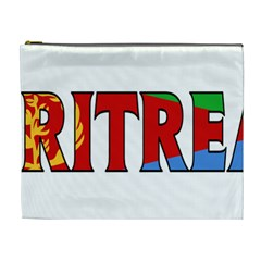 Eritrea Cosmetic Bag (XL)