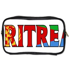 Eritrea Travel Toiletry Bag (One Side)