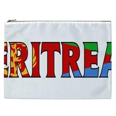 Eritrea Cosmetic Bag (XXL)