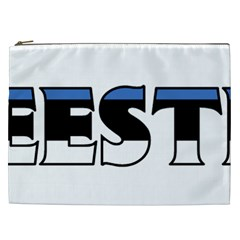Estonia Cosmetic Bag (XXL)