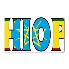 Ethiopa Magnet (Rectangular)