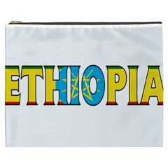 Ethiopa Cosmetic Bag (XXXL)