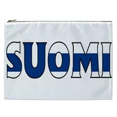 Finland Cosmetic Bag (xxl)