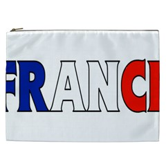 France Cosmetic Bag (xxl)