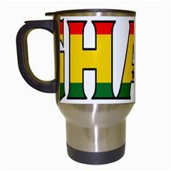 Ghana Travel Mug (white)