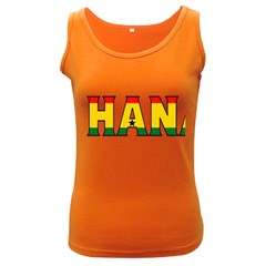 Ghana Womens  Tank Top (Dark Colored)